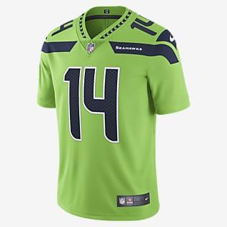 NFL Seattle Seahawks Nike Vapor Untouchable (DK Metcalf) Jersey de fútbol americano edición limitada para hombre