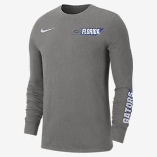 Nike College Dri-FIT (Florida) Men's Long-Sleeve T-Shirt