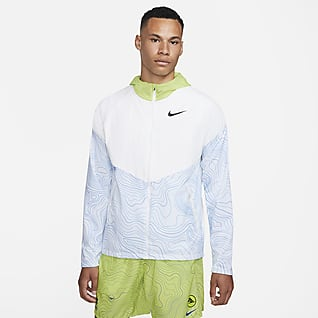Nike Therma Essential Hardloopjack voor heren
