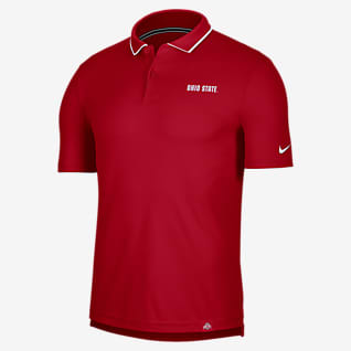 Nike College Dri-FIT (Ohio State) Men's UV Polo