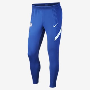Chelsea FC VaporKnit Strike Men's Football Pants