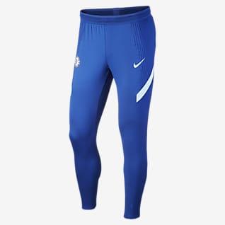 Chelsea FC VaporKnit Strike Pantalons de futbol - Home