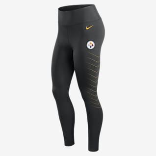 Nike Dri-FIT (NFL Pittsburgh Steelers) Leggings para mujer