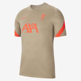 Liverpool F.C. Strike Men's Short-Sleeve Football Top