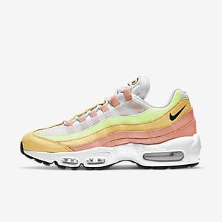 Chaussures Nike femme haut avec tache de couleur prix