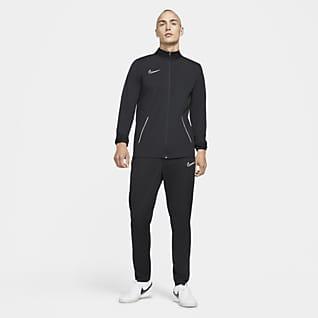 Nike Dri-FIT Academy ชุดวอร์มฟุตบอลผู้ชายแบบถัก