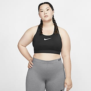 Nike Victory Bra deportivo sin almohadilla de sujeción media para mujer