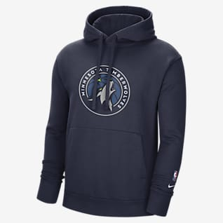 Minnesota Timberwolves Essential Men's Nike NBA Fleece Pullover Hoodie