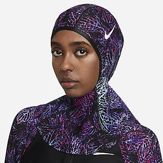 Nike Victory Sim-hijab för kvinnor