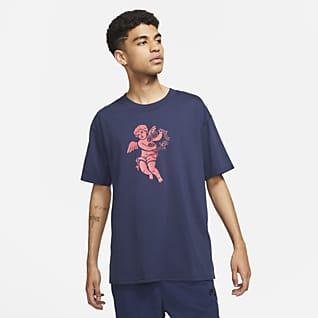 Nike SB Grafikli Erkek Kaykay Tişörtü