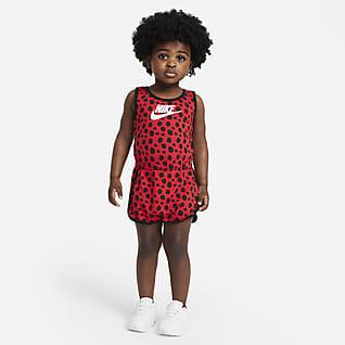 """Nike """"Little Bugs"""" Baby (12-24M) Romper"""