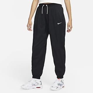 Nike Sportswear Essential Oversized 女子梭织长裤