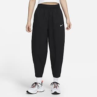 Nike Sportswear Essential Curve 女子高腰长裤