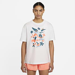 NikeCourt Dámské tenisové tričko
