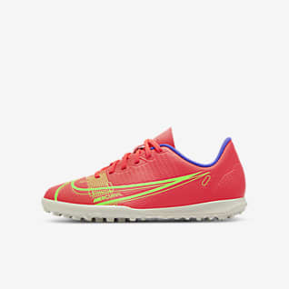 Nike Jr. Mercurial Vapor 14 Club TF Műfűre készült futballcipő gyerekeknek/nagyobb gyerekeknek