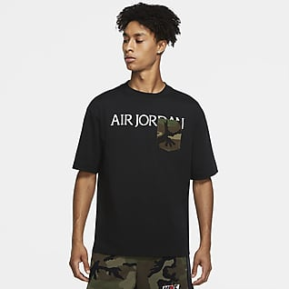Jordan Camo Mash-Up Men's Pocket T-Shirt