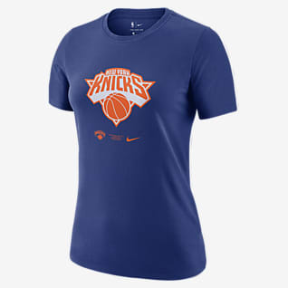 New York Knicks Logo Women's Nike Dri-FIT NBA T-Shirt