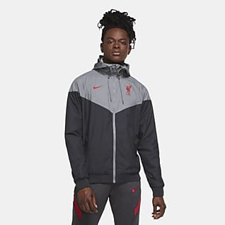 Liverpool F.C. Windrunner Men's Woven Jacket