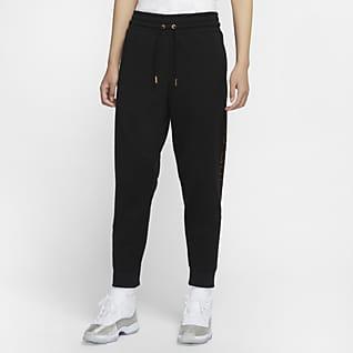 Paris Saint-Germain Pantalon en tissu Fleece pour Femme