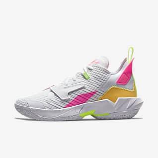 Jordan 'Why Not?'Zer0.4 Basketball Shoes