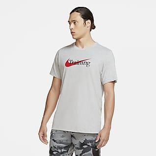 Nike Dri-FIT T-shirt da training con Swoosh - Uomo