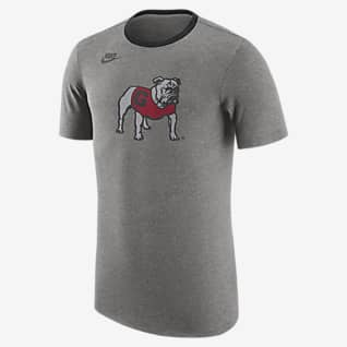 Nike College (Georgia) Men's Logo T-Shirt