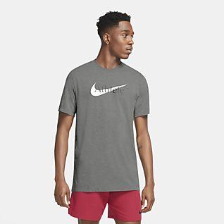 Nieuwe Releases Heren Dansen Tops en T shirts. Nike NL