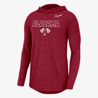 Nike College (Alabama) Men's Long-Sleeve Hoodie T-Shirt
