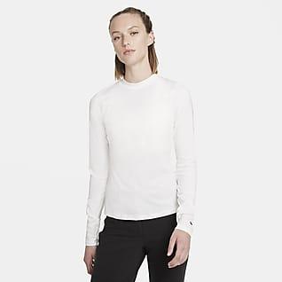 Nike Dri-FIT UV Victory Dámské golfové tričko s dlouhým rukávem