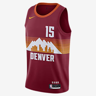 Denver Nuggets City Edition Nike NBA Swingman Jersey