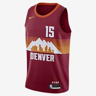 Denver Nuggets City Edition Nike NBA Swingman mez