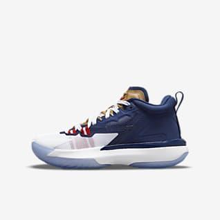 Zion 1 大童鞋款