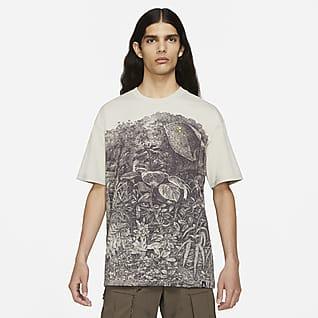 Nike ACG Kısa Kollu Baskılı Erkek Tişörtü