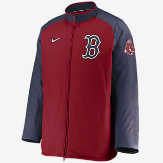 Nike Dugout (MLB Boston Red Sox) Men's Full-Zip Jacket