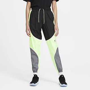 Nike Swoosh Fly กางเกงบาสเก็ตบอลขายาวผู้หญิง