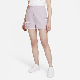 Nike Sportswear Swoosh Short cargo pour Femme