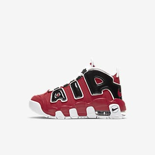 Nike Air More Uptempo Little Kids' Shoe