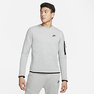Nike Sportswear Tech Fleece 男款圓領上衣