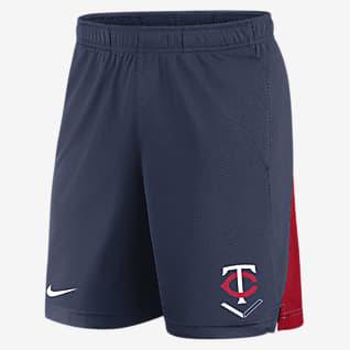 Nike Franchise (MLB Minnesota Twins) Men's Shorts