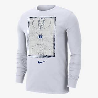 Nike College (Duke) Men's Long-Sleeve T-Shirt