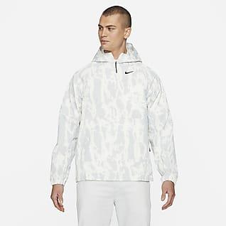 Nike Repel Anorak de golf con estampado de camuflaje - Hombre