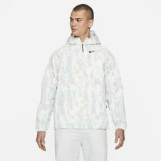 Nike Repel Golfanorak met camouflageprint voor heren