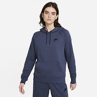 Nike Sportswear Essential Women's Fleece Pullover Hoodie