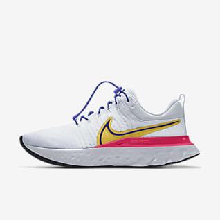 Nike React Infinity Run Flyknit 2 By You Women's Road Running Shoes
