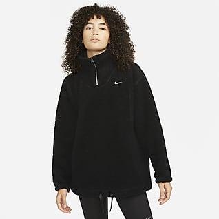 Nike Therma-FIT Γυναικεία μπλούζα προπόνησης