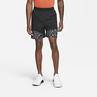 Nike Flex กางเกงเทรนนิ่งขาสั้นผู้ชาย