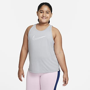 Nike Dri-FIT Trophy Big Kids' (Girls') Training Tank (Extended Size)