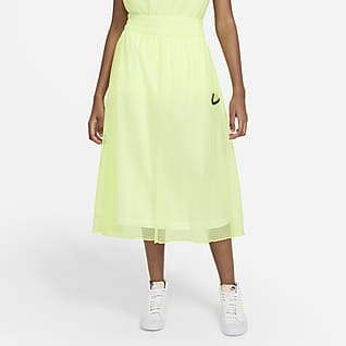 Nike Sportswear NSW Falda de tejido Woven para mujer