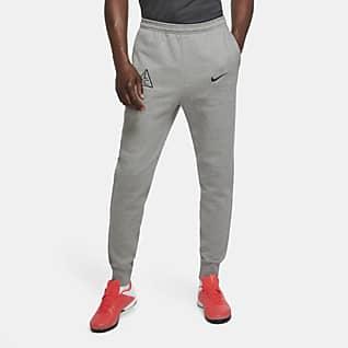 Liverpool FC Men's Fleece Soccer Pants