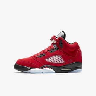Air Jordan 5 Retro Buty dla dużych dzieci